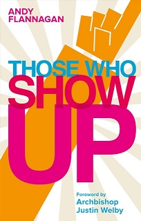 Show up book cover